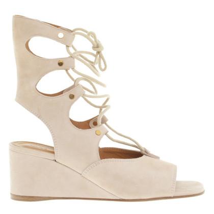 Chloé Sandalen beige