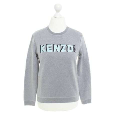Pullover mit Pullover Kenzo Bunt Muster Kenzo Schriftzug mit Schriftzug q6XEBB