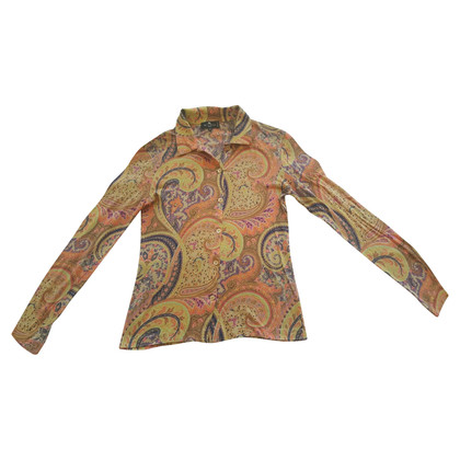 Etro Blouse with paisley print