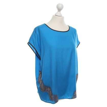 Steffen Schraut Top in Blue
