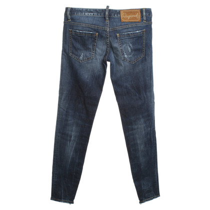 Dsquared2 Denim in used look