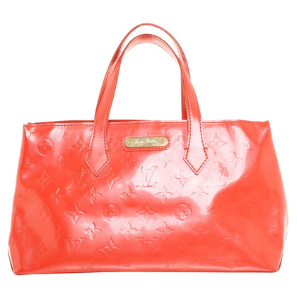 Louis Vuitton Handbag in red