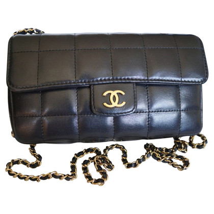 Chanel  Mini Flap Chocolate Bar Tasche