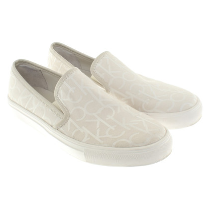 Calvin Klein Slipper with jacquard pattern