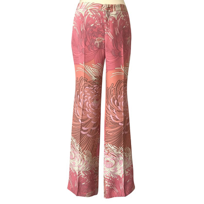 Gucci Pantalone di seta