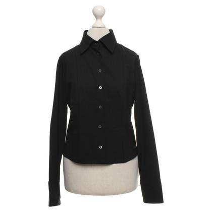 Gucci blouse zwart