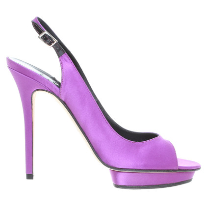 Andere Marke Gina - Peeptoes in Violett