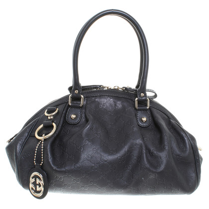 Gucci Handbag Gucci Sima embossed