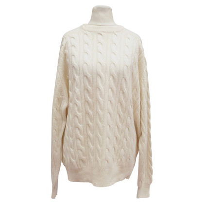 Brunello Cucinelli Pullovers with cable pattern