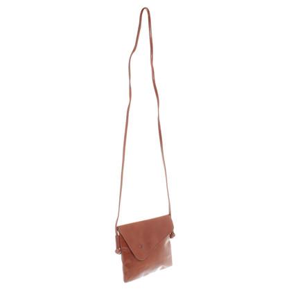Aigner Vintage handbag in Cognac