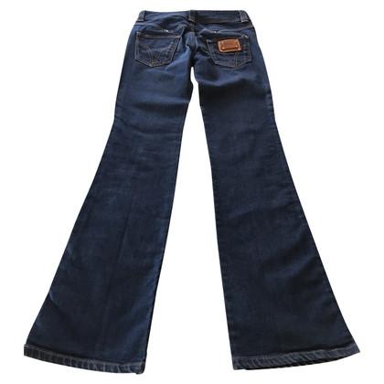 D&G bootcut jeans