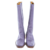 Frye Boots in Lilac
