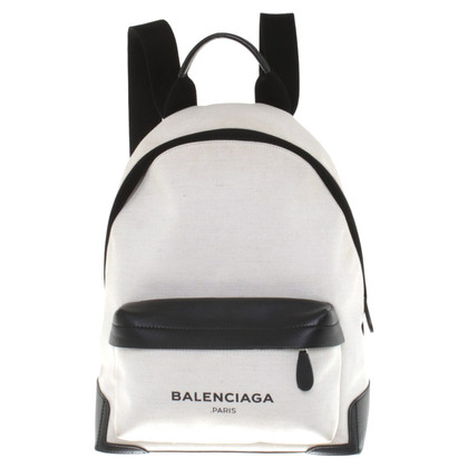 Balenciaga Backpack in cream