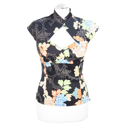Karen Millen top with pattern