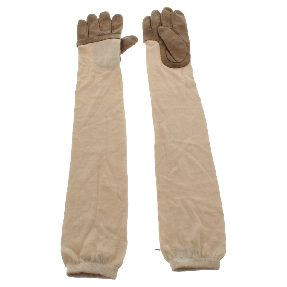 Other Designer Roeckl Gloves with knitted item