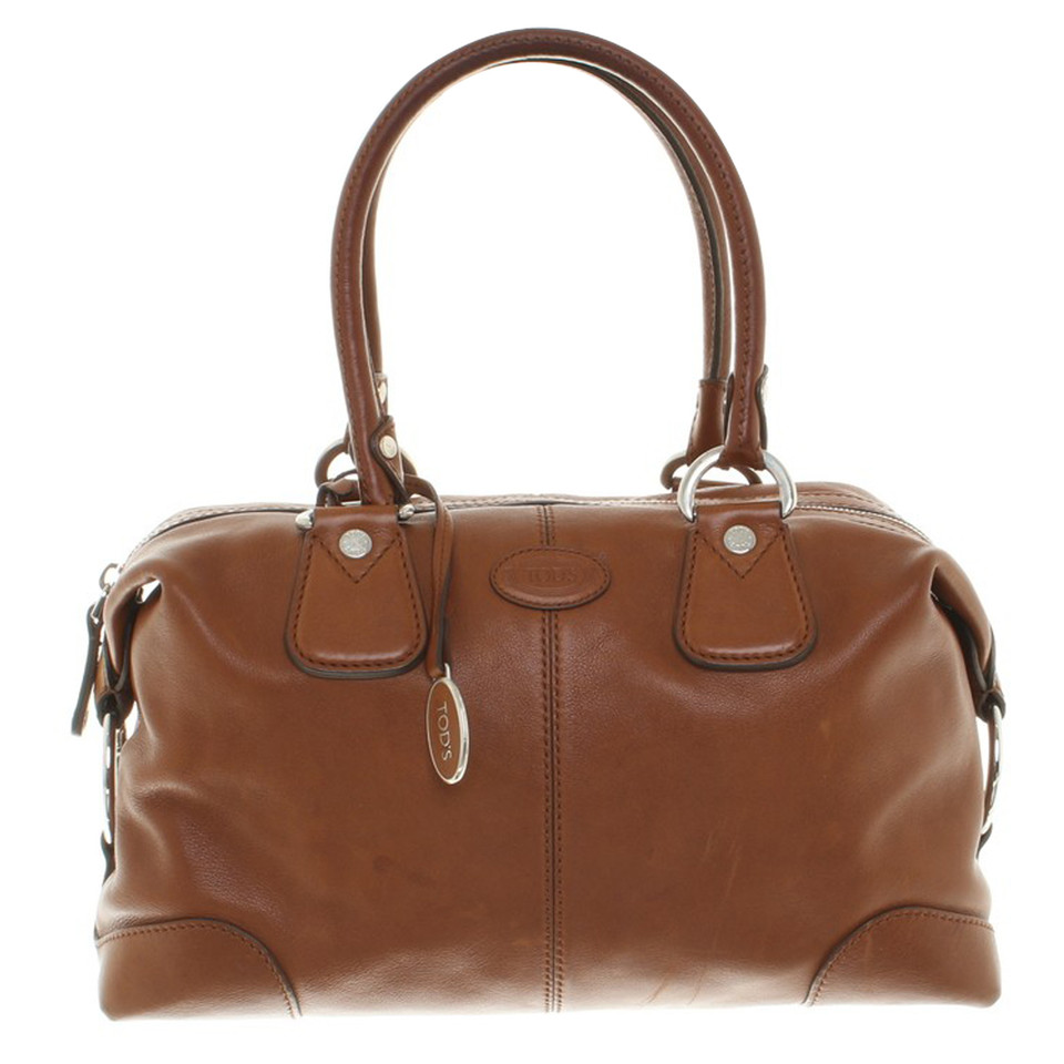 tod 39 s handtasche aus leder second hand tod 39 s handtasche aus leder gebraucht kaufen f r 509 00. Black Bedroom Furniture Sets. Home Design Ideas