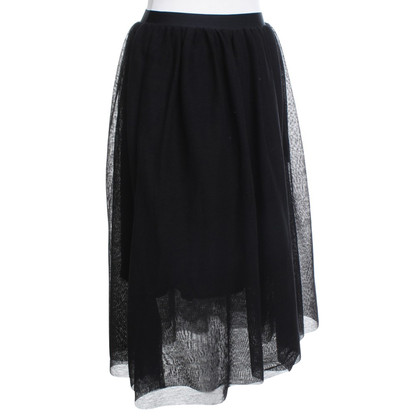 Bellerose Tulle skirt in black