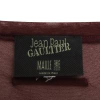 Jean Paul Gaultier Top Mesh