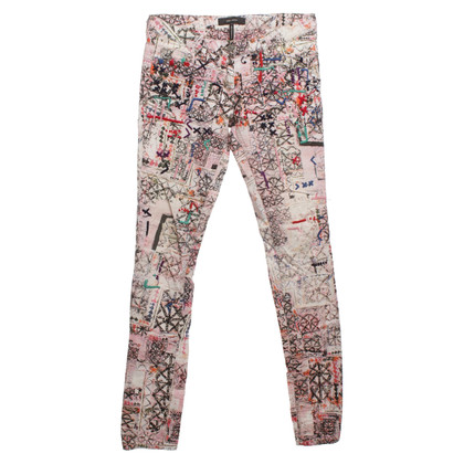 Isabel Marant Pants with colorful pattern