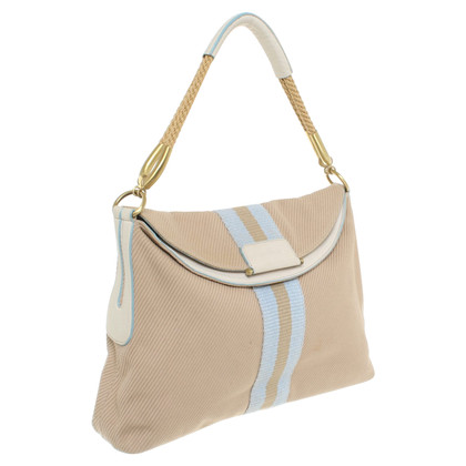 Hogan Handbag with striped pattern