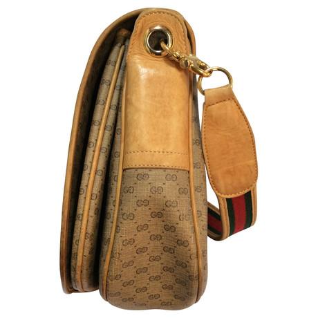 Gucci Vintage Schultertasche Ocker Rabatt Beste Günstig Kaufen Spielraum Store Rabatt Günstiger Preis Erschwinglich Zu Verkaufen Starttermin Für Verkauf IxIugjd
