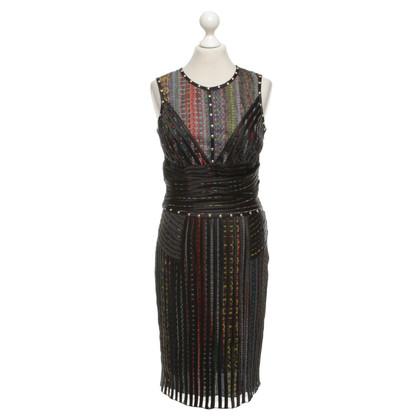 Just Cavalli Mesh dress