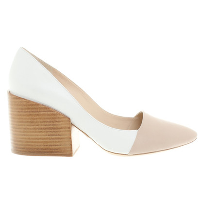 Chloé Pumps mit Blockabsatz