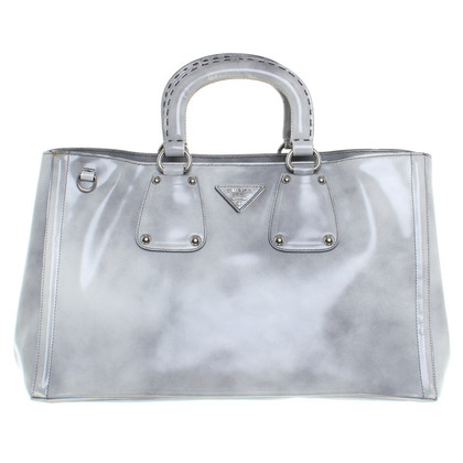 Prada Handtas in Grey