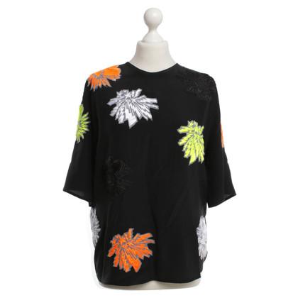 MSGM kleurrijke blouse