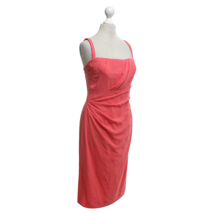 Escada Dress in coral red