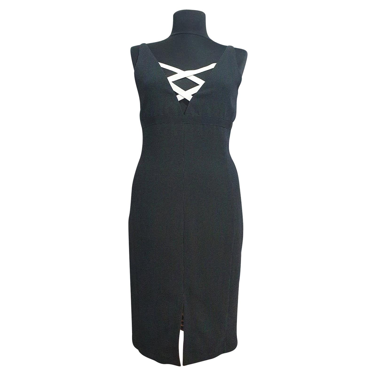 Emporio Armani Kleid Aus Viskose In Schwarz Second Hand Emporio Armani Kleid Aus Viskose In Schwarz Gebraucht Kaufen Fur 129 6319958