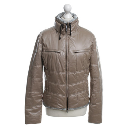 Armani Jeans Jacket in beige color