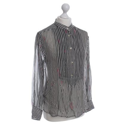 Isabel Marant Etoile Camicia con motivo a strisce