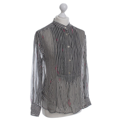 Isabel Marant Etoile Bluse mit Streifenmuster