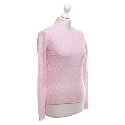Ralph Lauren Sweater in roze