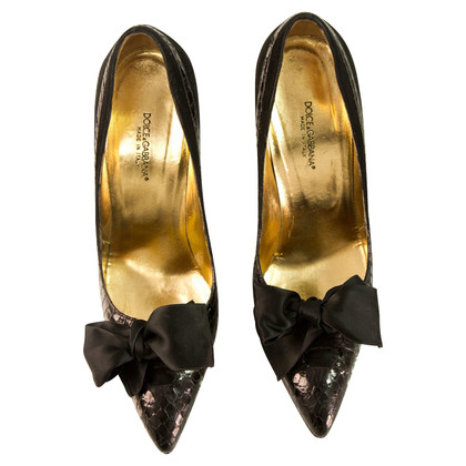 Dolce & Gabbana pumps from Ledermix