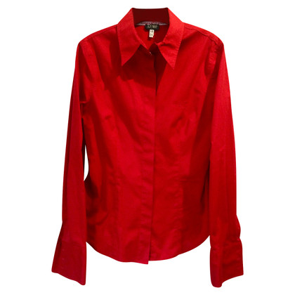 Armani Jeans Red Blouse Rode blouse
