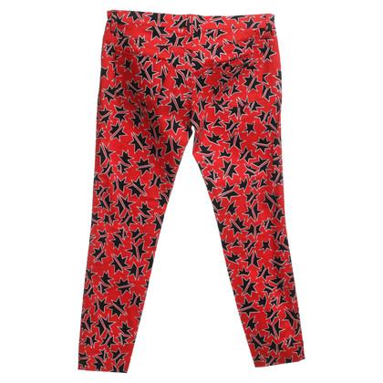 Miu Miu Jeans con stelle di stampa