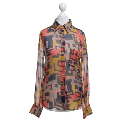 Strenesse Multicolor silk blouses