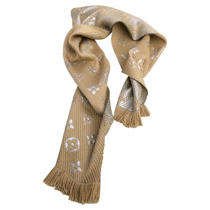 Louis Vuitton Scarf with Monogram woven
