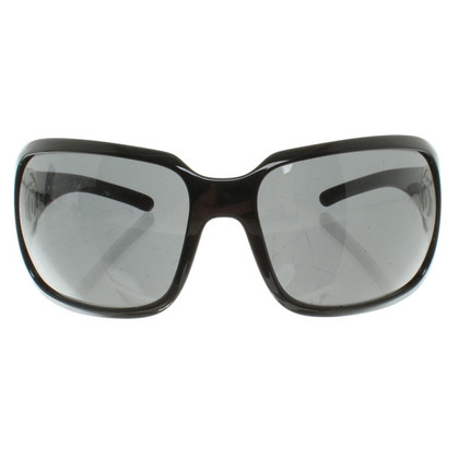 Chanel zwarte zonnebril