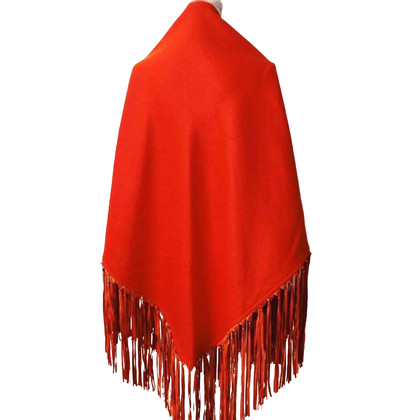 Hermès Cashmere scarf with fringe