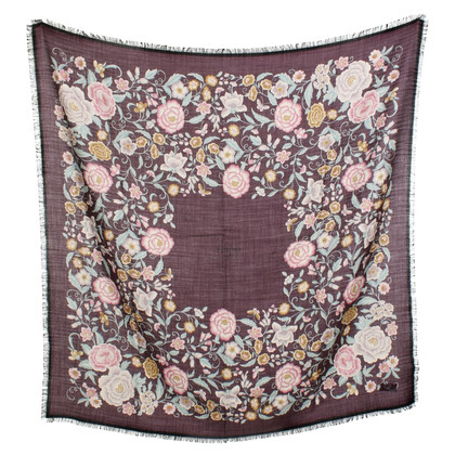Loewe Cloth with floral pattern