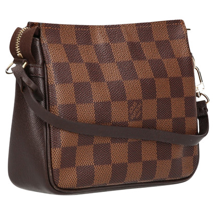 "Louis Vuitton ""Trousse Make Up Damier Ebene Canvas"""