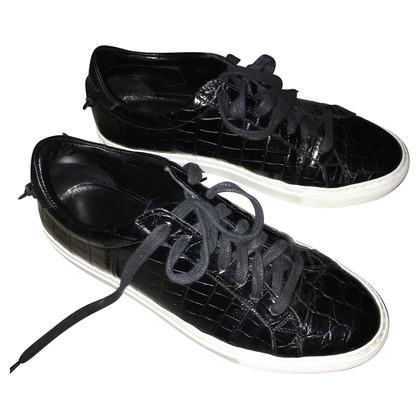 Givenchy Sneakers mit Krokodil-Prägung