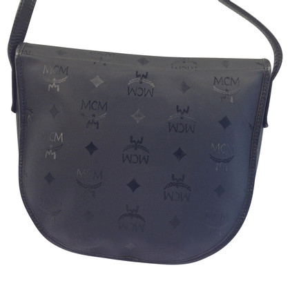 MCM Black shoulder bag