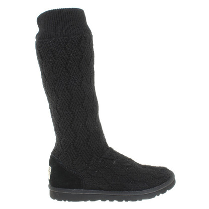 UGG Australia Boots made of knitwear