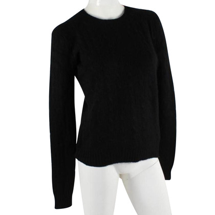 Ralph Lauren Black Label MAGLIONE IN CASHMERE