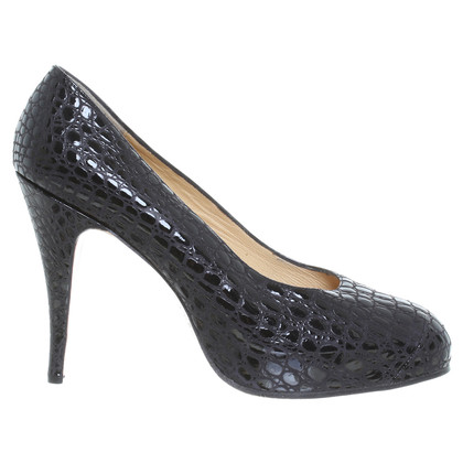 Vivienne Westwood Pumps reptile leather