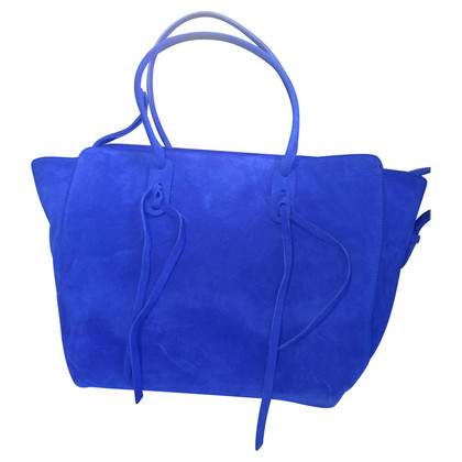 Coccinelle Hand bag in Royal Blue